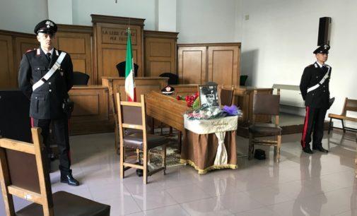 Guido Conti, i funerali domani pomeriggio a Sulmona