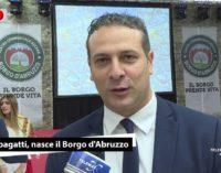 """<div class=""""dashicons dashicons-video-alt3""""></div>Il Punto: a Cepagatti nasce il """"Borgo d'Abruzzo"""" di Auchan"""