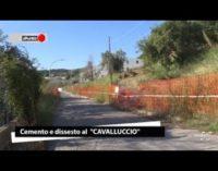 """<div class=""""dashicons dashicons-video-alt3""""></div>Il Punto """"Cemento e dissesto al Cavalluccio"""""""
