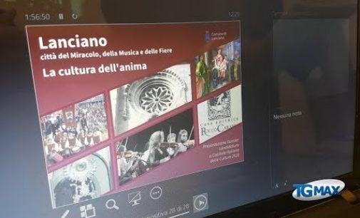 Lanciano si candida a capitale italiana della cultura 2020, è semifinalista con altre 30 città