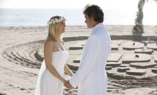 """<div class=""""dashicons dashicons-camera""""></div>Ridge e Brooke in Abruzzo per nozze fra eremi, parchi e castelli"""