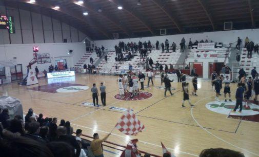 Basket: Campli dilaga dopo la pausa lunga, la We're si ferma al Palaborgognoni 73-47