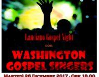 Il grande Gospel torna a Lanciano con l'Estate Musicale Frentana nel pomeriggio del 26/12