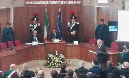 Legnini Csm: il tribunale di Chieti è tra primi 10 in Italia per efficienza e laboriosità