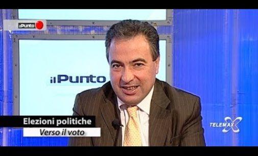 """Il Punto """"Elezioni politiche, verso il voto"""" con on. Fabrizio Di Stefano"""