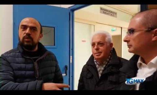 Lanciano: chiusi i calendari della Tac, visita ispettiva all'ospedale Renzetti del M5S e Codici con Nurisng up