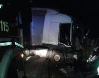 Incidente stradale sulla Trignina, 2 morti della ditta Scarinci di Crecchio