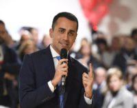 Di Maio chiude il Villaggio Russeau di Pescara: via Irap a Pmi e giù Irpef
