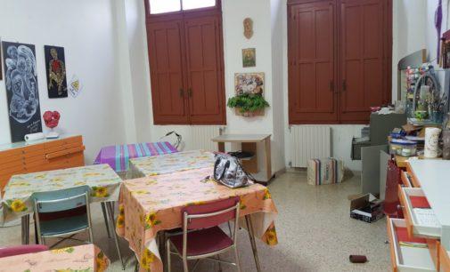 Lanciano: furto con scasso al centro psico-sociale di Sant'Onofrio, rubata anche la stufa per il riscaldamento