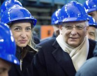 Il Presidente Mattarella visita i Laboratori del Gran Sasso per il trentennale