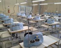 Vasto: inaugurato il laboratorio di sartoria nel carcere di Torre Sinello