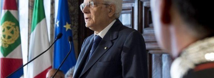 25 aprile: il Presidente Mattarella rende omaggio alla Brigata Maiella