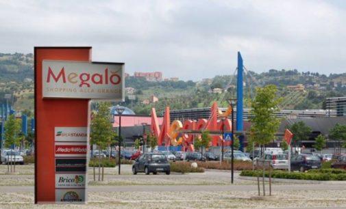 Megalò, arriva il parcheggio a pagamento per 859 posti auto