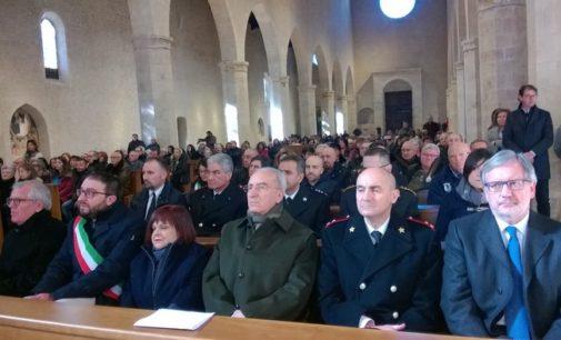 L'Aquila: messa di suffragio a un anno dall'incidente dell'elicottero 118 su Monte Cefalone