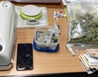 Droga: parrucchiere di Lanciano arrestato a Pescara