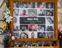 Rigopiano: un anno dopo la tragedia, la commemorazione delle 29 vittime