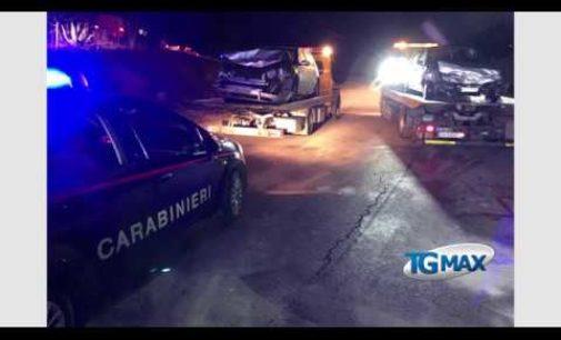 Incidente stradale a Casoli: morta la moglie, grave il marito