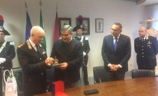 Efficientamento energetico alla caserma Rebeggiani, siglata intesa tra Arma dei carabinieri e Regione Abruzzo