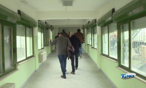 Lanciano, completato il miglioramento sismico alla scuola Carabba