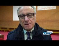 Lanciano: l'amministrazione incontra i residenti di Viale Cappuccini, il progetto della pista non c'è