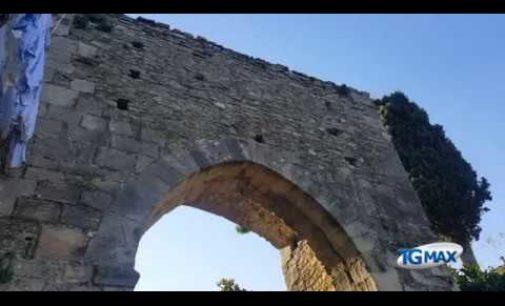 Lanciano: lavori di consolidamento a Porta San Biagio