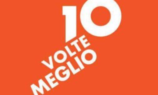 """Dieci Volte Meglio, i candidati si presentano a Pescara per il """"diritto alla felicità"""""""