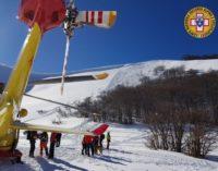 Valanga a Campo Felice, morti due sciatori fuoripista