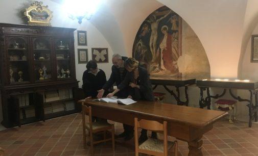 Monastero di clausura apre l'archivio che racconta sei secoli di storia