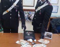 Avevano 120 grammi di cocaina, arrestati due albanesi a Casoli