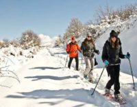 Ciaspolata e sci di fondo al Bosco di Sant'Antonio nel Parco della Majella
