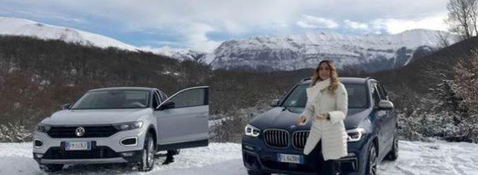 Easy Driver al bosco di Sant'Antonio e Pescocostanzo