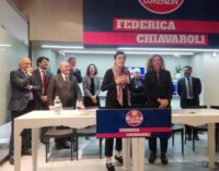 Federica Chiavaroli candidata con Civica Popolare del ministro Lorenzin