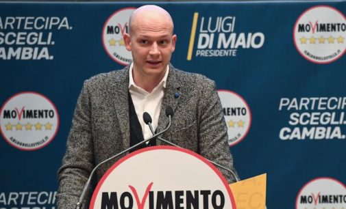 Di Battista, Fioravanti sarà il ministro dello Sport a cinque stelle