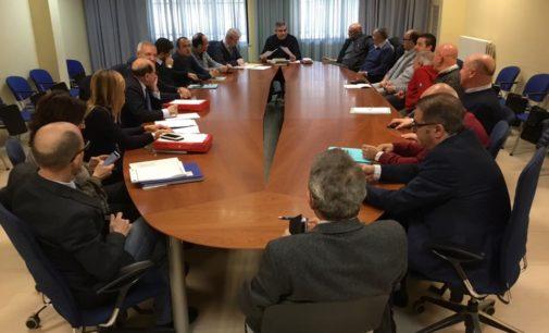 Viabilità: la giunta regionale anticipa il 10 per cento dei fondi promessi alle Province