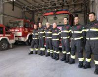 Vigili del fuoco, nuovo distaccamento a Penne per 9 comuni