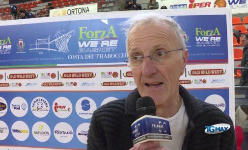 Basket: Ortona Perugia 81 – 80