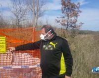 Fossacesia, discarica di amianto tra i campi coltivati