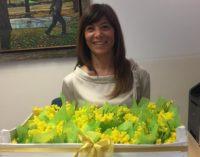 8 marzo, mimose per le dipendente comunali dell'Aquila