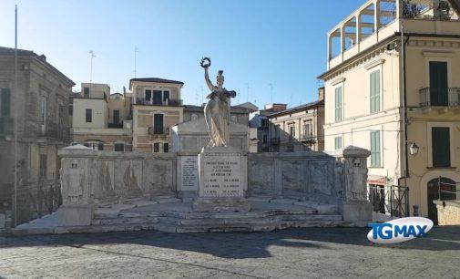 Lanciano: c'è da spostare un monumento