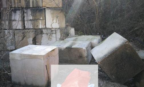 Pietraferrazzana, pensionato muore schiacciato in ex cava