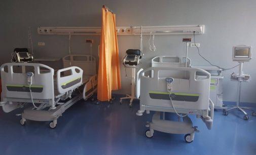 Progetto Noemi è realtà, 2 posti letto in terapia sub intensiva a Pescara