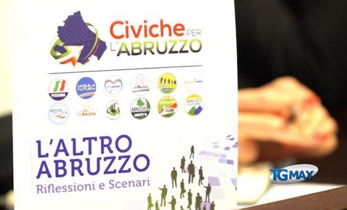 """Elezioni regionali: ecco le Civiche per l'Abruzzo, """"il candidato presidente non sarà imposto da Roma"""""""