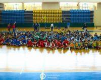 Minibasket: a Lanciano la festa regionale di Aquilotti e Gazzelle