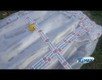 Lanciano: messo di nuovo in sicurezza il cemento amianto abbandonato in un terreno privato a Santa Liberata