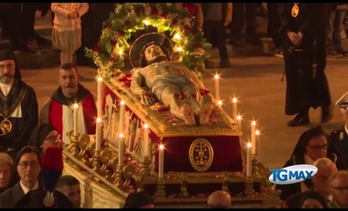 Lanciano: tanta partecipazione ai riti della Settimana Santa