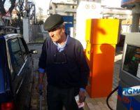 """Quarta rapina al benzinaio di Lanciano, """"sono stufo"""""""