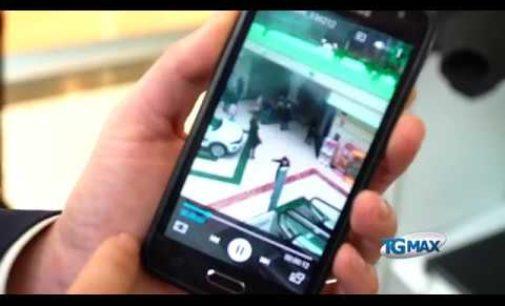 Rapina alla gioielleria Follie d'oro al centro commerciale Lanciano VIDEO