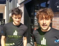 Sport estremi, le sfide del Racing Team della D'Orsogna