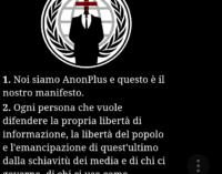 AnonPlus attacca il sito internet della Regione Abruzzo