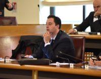 Consiglio regionale: l'on. Camillo D'Alessandro si è dimesso, subentra Tonino Innaurato